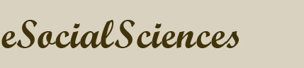 eSocialSciences